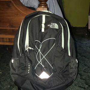 North Face Jester/Flexvent Backpack fits laptop